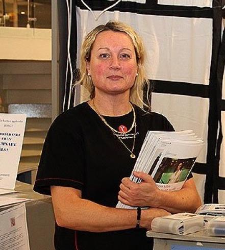 Camilla Eriksson massör